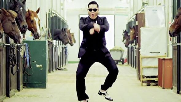 'Gangnam Style'ın tahtını sarsan